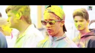 Фестиваль красок Холи в Кургане 2016