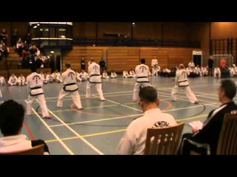 TaekwonDo ITF Royal Dutch Day 2013