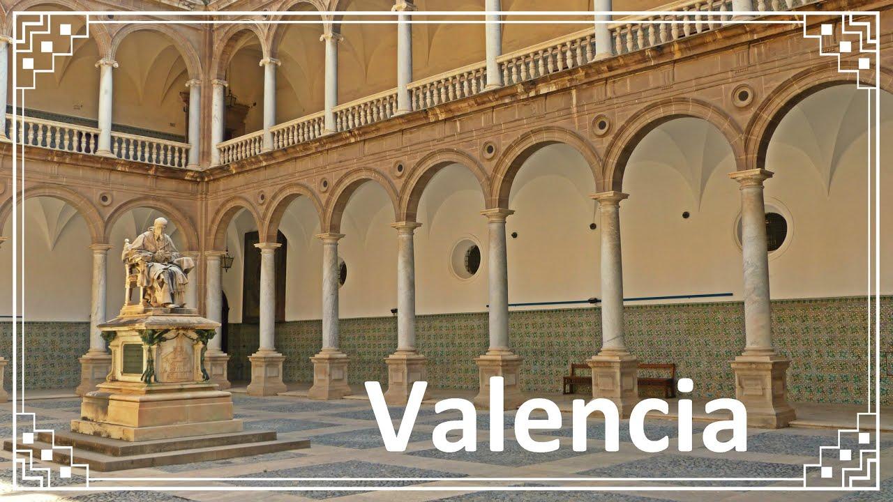 10 lugares imprescindibles para visitar en valencia for Lugares turisticos para visitar en espana