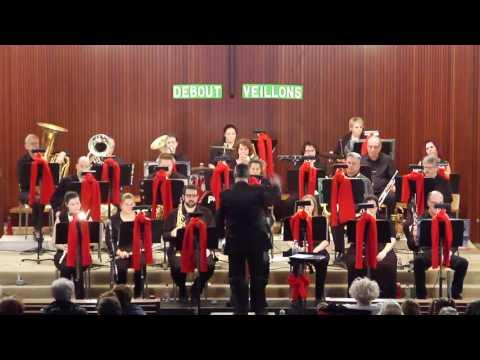 Union musicale, Concert de Noël 2016