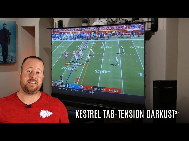 Elite ProAV's Kestrel Tab-Tension DarkUST Series - Life of Bliss Review