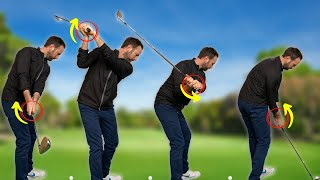 Move Your Hands Like This In The Golf Swing