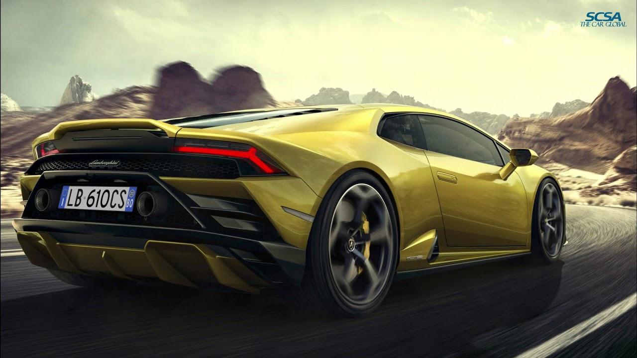 2021 Lamborghini Huracan Configurations