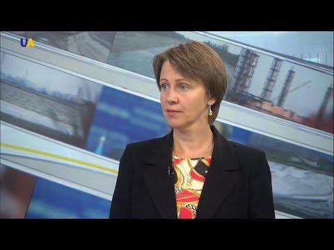 Юлия Каздобина о ситуации в Крыму с водой