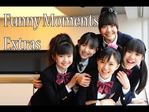 Sakura Gakuin (さくら学院) funny moments extras 2010-12