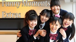 Sakura Gakuin funny moments extras that i missed to add to my other...