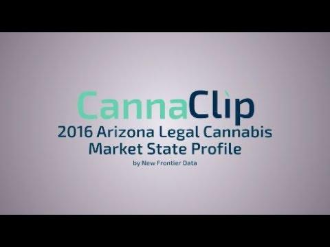 CannaClip: How much is Arizona's cannabis market worth?