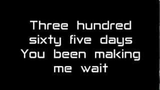 ZZ Ward - 365 Days (Lyrics)