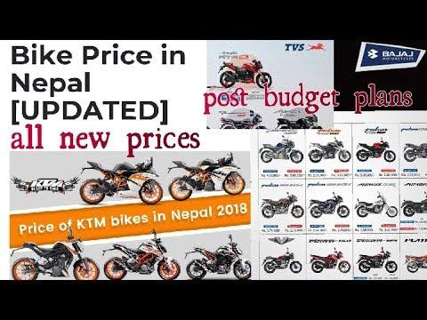 BIKE PRICE UPDATE NEPAL - KTM/BAJAJ/BENELLI/CFMOTO/TVS (POST BUDGET ISSUE) MOTOVLOG 65