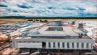 Реконструкция Пулково-1