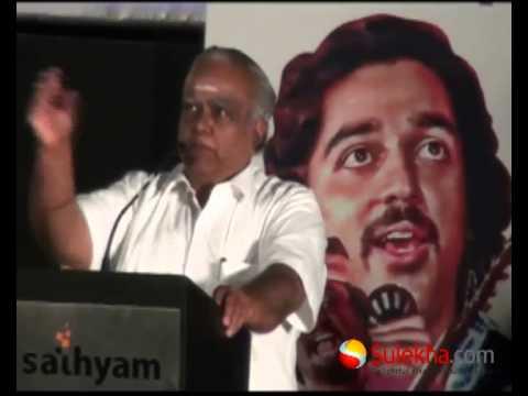 Actor Pyramid Natarajan at Ninaithale Inikkum Movie Trailer Launch