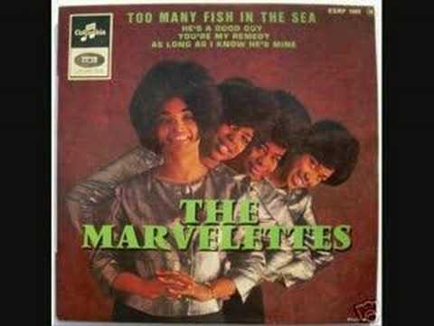 The Marvelettes - Love Silent, Love Deep