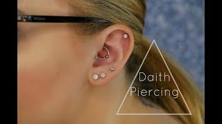 All About My DAITH Piercing