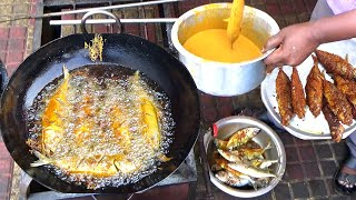 Amazing Cooking SEA Garam Masala Fish Fry  Simple and Delicious Fish Fry  How to make fish fry