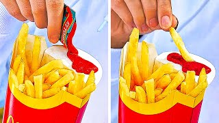 26 FAST FOOD HACKS NO ONE TOLD YOU BEFORE