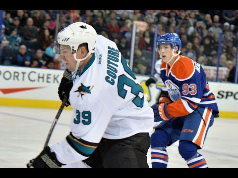 Previewing Oilers vs Sharks Game