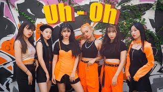 (WINNER) K-GIRLS cover  'Uh-Oh' - (G)I-DLE