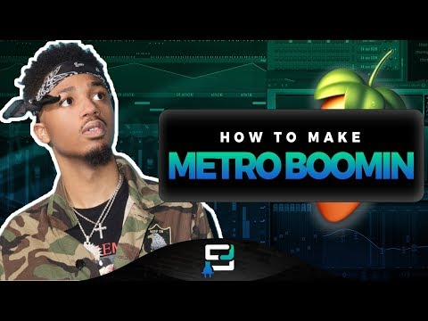 How To Make A Metro Boomin Type Beat On FL Studio 12 | Dark Ambient Beat Making Tutorial