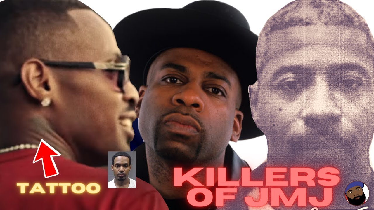 A Closer Look At Jam Master Jay's Killers Ronald Washington & Karl Jordan AKA Lil D