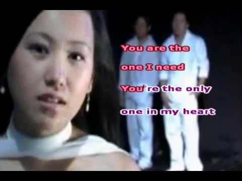 You Are The One ~ Whyte Shadow ~ Karaoke