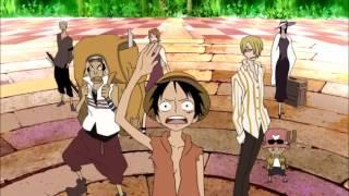 One Piece -- Film 6 : Baron Omatsuri et l'île secrète