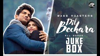 Download song 🎧Dil Bechara  Jukebox All Songs  Sushant Singh Rajput, A R Rahman Latest Hindi Song Bass Roasters🎧