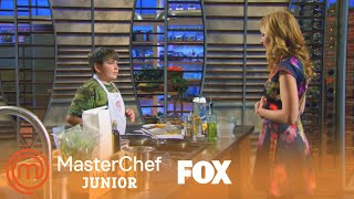 JJ | Sezon 4 Ep İle Christina Tosi Denetler. 3 | MASTERCHEF JUNİOR
