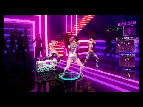 Dance Central 3 Hard 5 Stars TLC Ain
