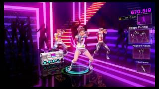 Dance Central 3 Hard 5 Stars TLC Ain
