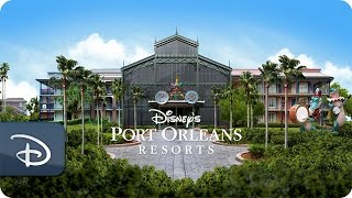 Disney's Port Orleans Resorts | Walt Disney World thumbnail