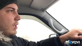 Мой УАЗ Патриот Акпп. Первые морозы и первый снег.
