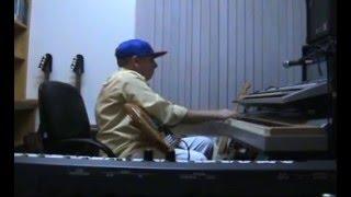 ROLAND GW 8 PIANO + SQUIER JAZZ BASS  VINTAGE MODIFIED + IMPROPTU OF JAZZ NYLON
