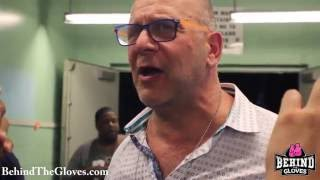 Lou DiBella speaks on Errol Spence's KO Victory, Thurman vs. Spence, & IBF Title Fight
