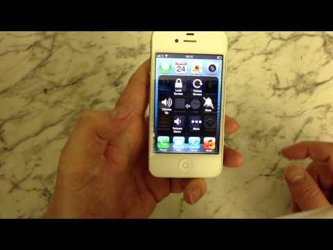How To Lock Your iPhone/iPad/iPod with Broken Power Button NO JAILBREAK NEEDED