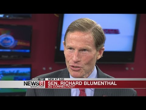 Blumenthal: FIFA should disqualify Russia from hosting 2018 World Cup