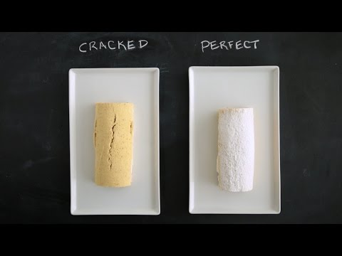 Tricks for Making the Perfect Holiday Jelly Roll Cake- Kitchen Conundrums with Thomas Joseph