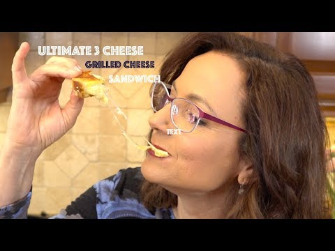 The Best Grilled Cheese Sandwich | Christine Cushing