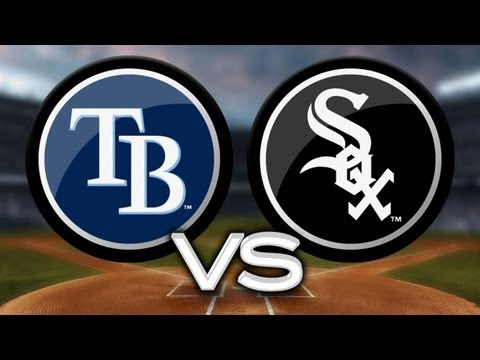 4/26/13: Three homers carry White Sox past Rays