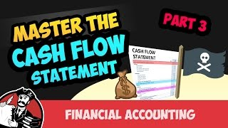 Cash Flow Statement using Indirect Method: Part 3, Inventory (Financial Accounting Tutorial #67)