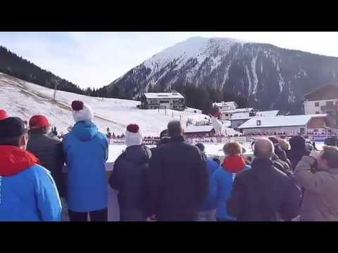 SPORT NEWS CHANNEL | FIS Langlauf Weltcup 12.12.2014 - Events Detail Davos [HD]