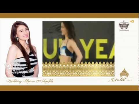 Binibining Pilipinas Gold 4. Nicole Kim Donesa