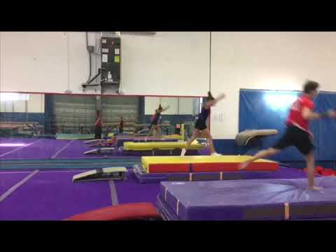 Vault Drills For Developing Entry's And Rotation