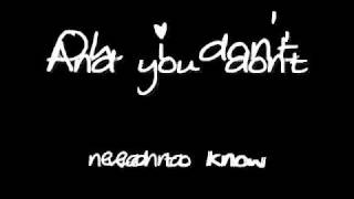 You and I - Wilco (With lyrics.)