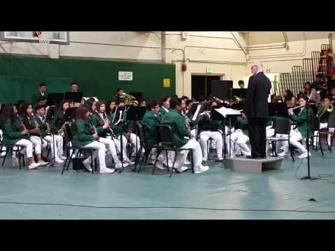 Brookhurst Junior High School Advanced Band