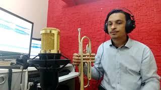 Sou Servo Inútil Hino 260 CCB Trompete