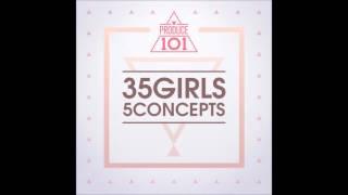 [AUDIO/DL] PRODUCE 101 (프로듀스 1…