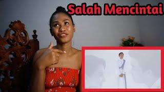 BETRAND PETO PUTRA ONSU - SALAH MENCINTAI ( Official Music Video )   Reaction