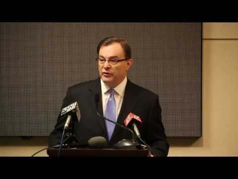 Kansas Justice Institute announcement press conference