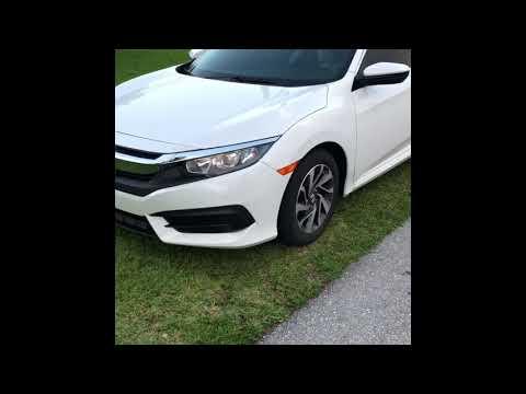 2016-2018 Honda Civic Key Tricks!!!