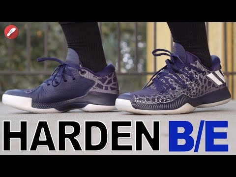 adidas-harden-b/e-(bounce-edition)-first-impressions!